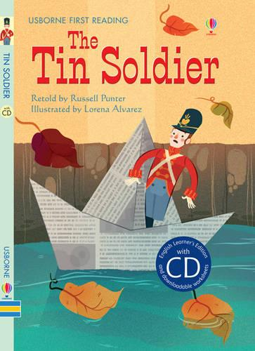 The Tin Soldier - English Learners (CD-Audio)