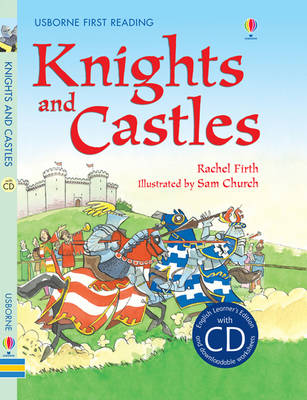 Knights and Castles - English Learners (CD-Audio)