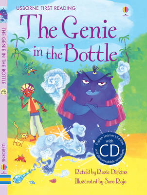 The Genie in the Bottle - English Learners (CD-Audio)
