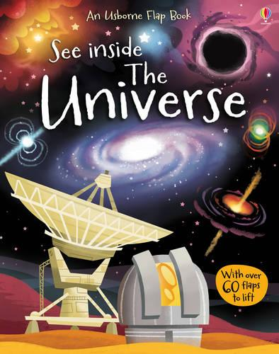 See Inside The Universe - See Inside (Board book)