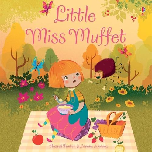 Little Miss Muffet - Picture Books (Paperback)