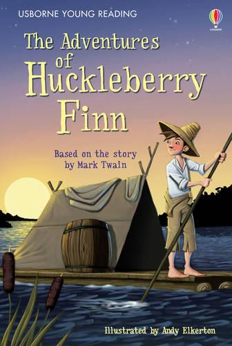 The Adventures of Huckleberry Finn - 3.3 Young Reading Series Three (Purple) (Hardback)