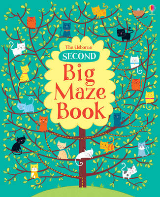 Second Book of Mazes - Mazes (Paperback)
