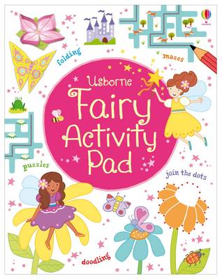 Fairy Activity Pad - Tear-off Pads (Paperback)