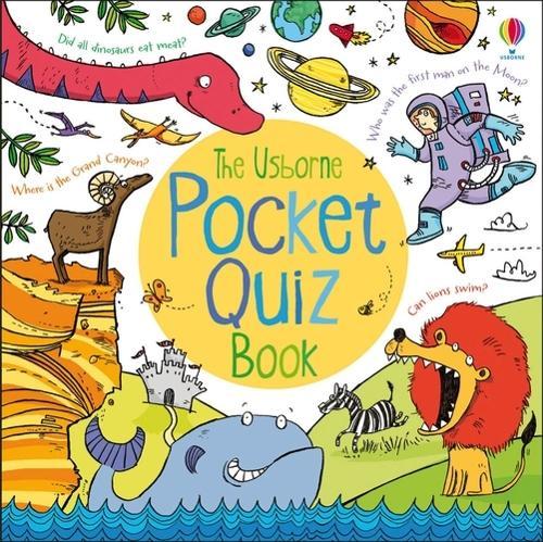 Pocket Quiz Book (Paperback)