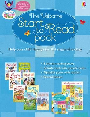 Start to Read Pack (Paperback)