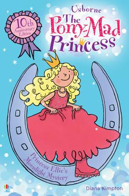 Princess Ellie's Moonlight Mystery - Pony Mad Princess 05 (Paperback)
