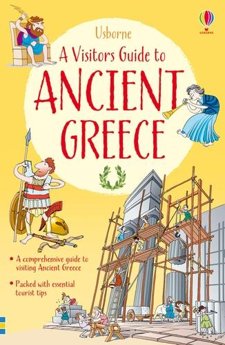 Visitor's Guide to Ancient Greece - Visitor Guides (Paperback)