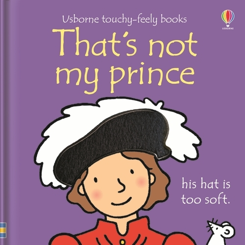 That's Not My Prince - That's Not My... (Board book)