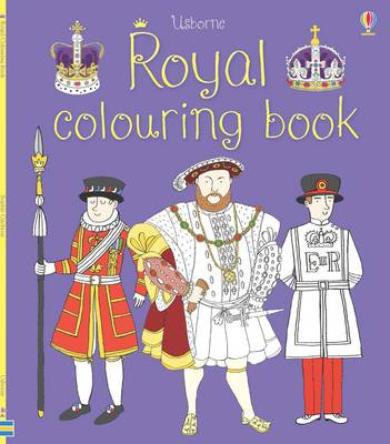 Royal Colouring Book - Colouring Books (Paperback)