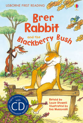 Brer Rabbit and the Blackberry Bush - English Learners (CD-Audio)