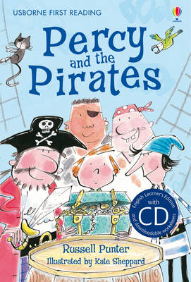 Percy and the Pirates - English Learners (CD-Audio)