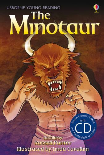The Minotaur - 3.11 Young Reading Series One with Audio CD (CD-Audio)
