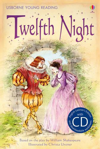 Twelfth Night - 3.21 Young Reading Series Two with Audio CD (CD-Audio)