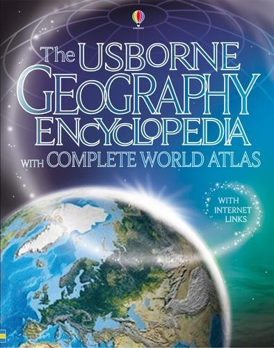 The Usborne Geography Encyclopedia (Paperback)