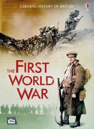 The First World War - History of Britain (Paperback)