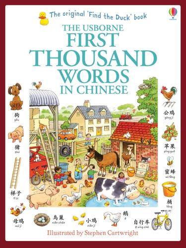 First Thousand Words in Chinese - First Thousand Words (Paperback)