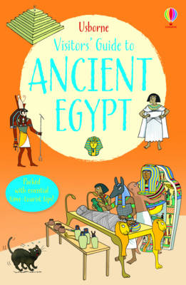 Visitor's Guide to Ancient Egypt - Visitor Guides (Paperback)