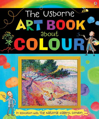 My Very First Art Book About Colour - Art Books (Paperback)