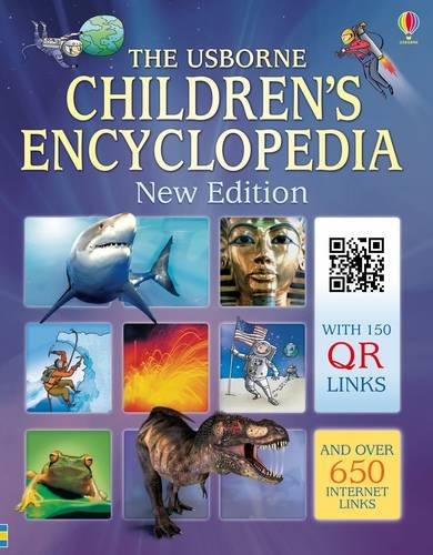 The Usborne Children's Encyclopedia (Hardback)