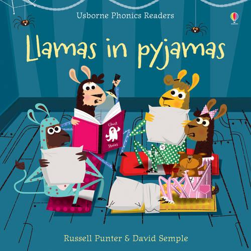 Llamas in Pyjamas - Phonics Readers (Paperback)