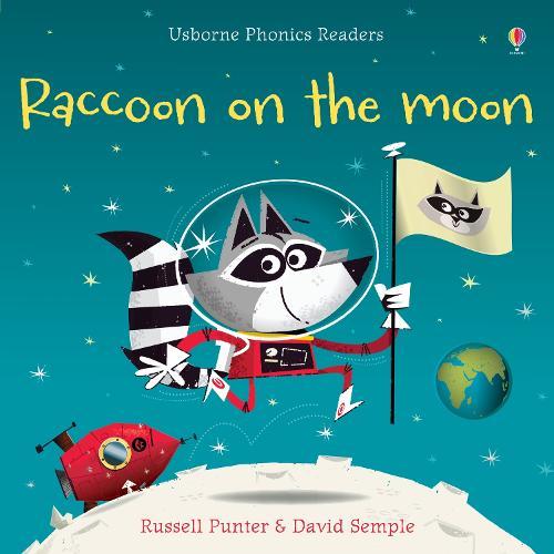 Raccoon on the Moon - Phonics Readers (Paperback)