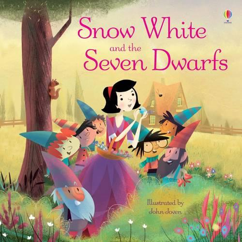 Snow White and the Seven Dwarfs - Picture Books (Paperback)