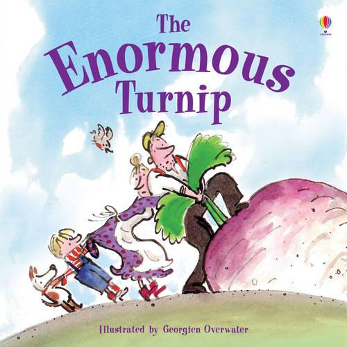 The Enormous Turnip - Picture Books (Paperback)