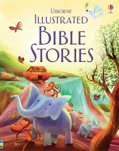Illustrated Bible Stories - Illustrated Story Collections (Hardback)