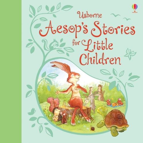 Aesop's Stories for Little Children - Story Collections for Little Children (Hardback)
