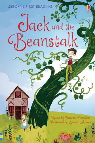 Jack and the Beanstalk - 2.4 First Reading Level Four (Green) (Hardback)