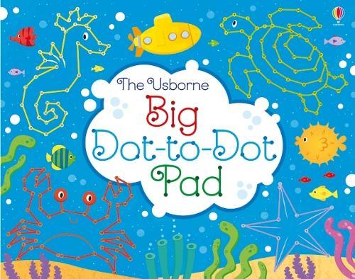 Big Dot-to-Dot Pad - Tear-off Pads (Paperback)