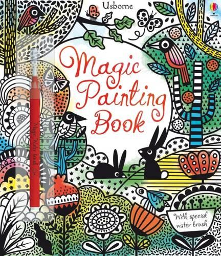Magic Painting Book - Magic Painting (Paperback)
