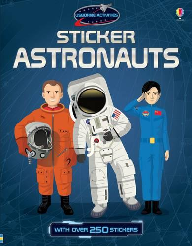 Sticker Astronauts - Sticker Dressing (Paperback)