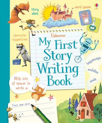 My First Story Writing Book (Spiral bound)