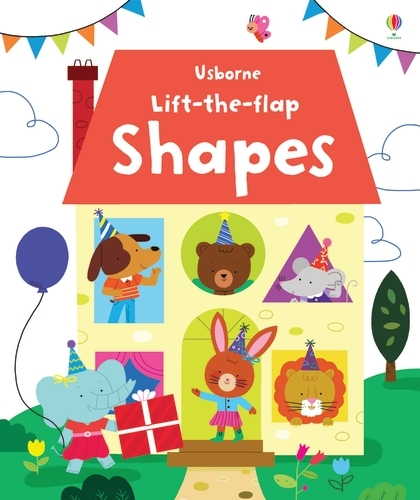 Lift the Flap Shapes - Lift the Flap (Board book)