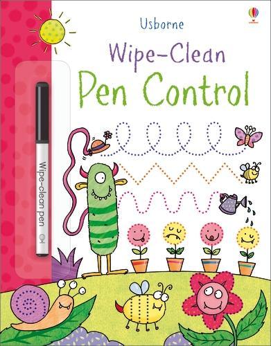 Wipe Clean Pen Control - Wipe-clean Books (Paperback)
