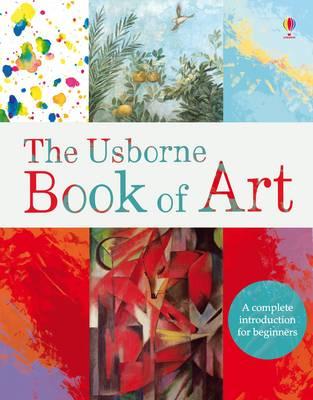 The Usborne Book of Art - Art (Paperback)