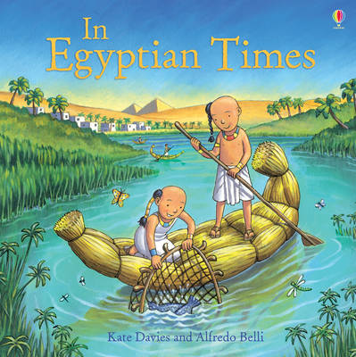 In Egyptian Times - Picture Books (Paperback)