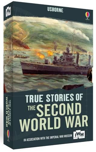 True Stories of Second World War - Box Set - True Stories (Hardback)