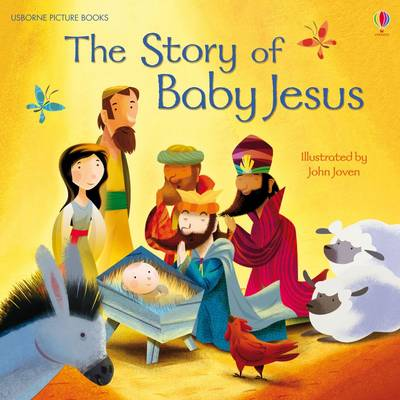 The Story of Baby Jesus - Picture Books (Paperback)