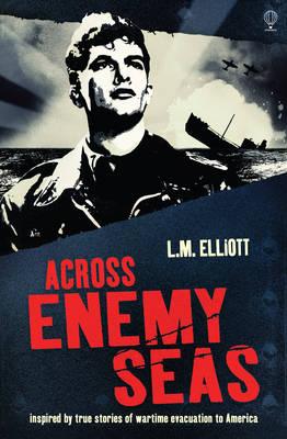 Across Enemy Seas (Paperback)