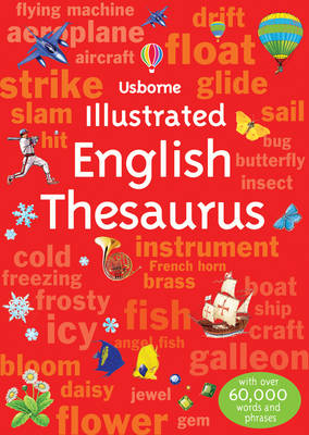 Illustrated English Thesaurus - Illustrated Dictionary (Paperback)