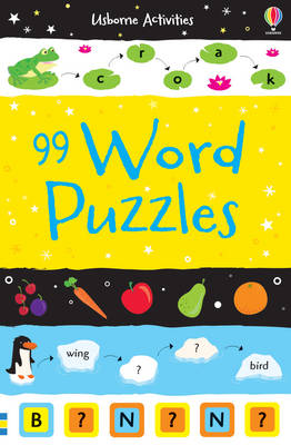 Word Puzzles - Activity and Puzzle Books (Paperback)