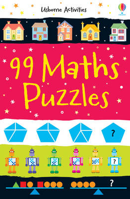 99 Maths Puzzles - Activity and Puzzle Books (Paperback)