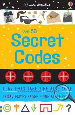 Over 50 Secret Codes (Paperback)