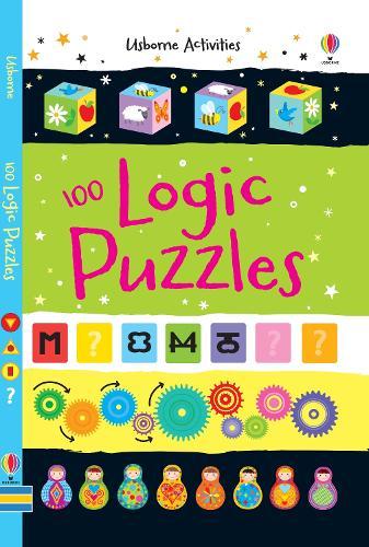 100 Logic Puzzles (Paperback)