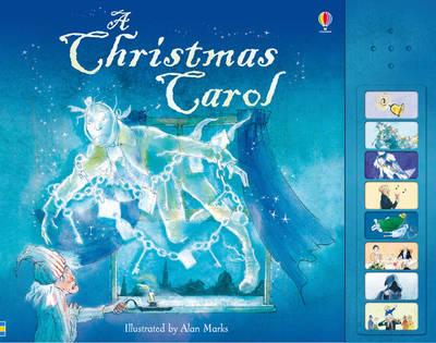 A Christmas Carol with Sounds - Musical Books (Hardback)