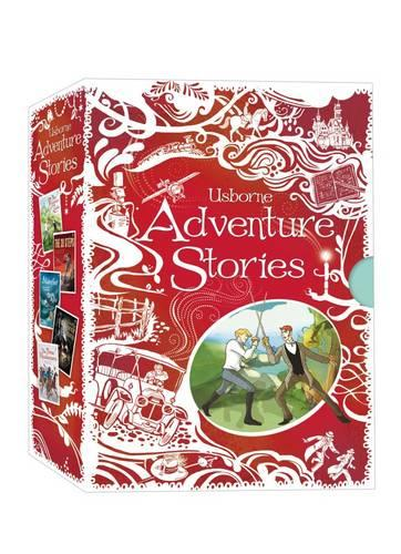 Adventure Stories Gift Set