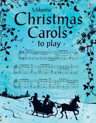 Christmas Carols to Play (Paperback)